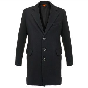 Barena Venezia Knit Wool Overcoat 42 / 52
